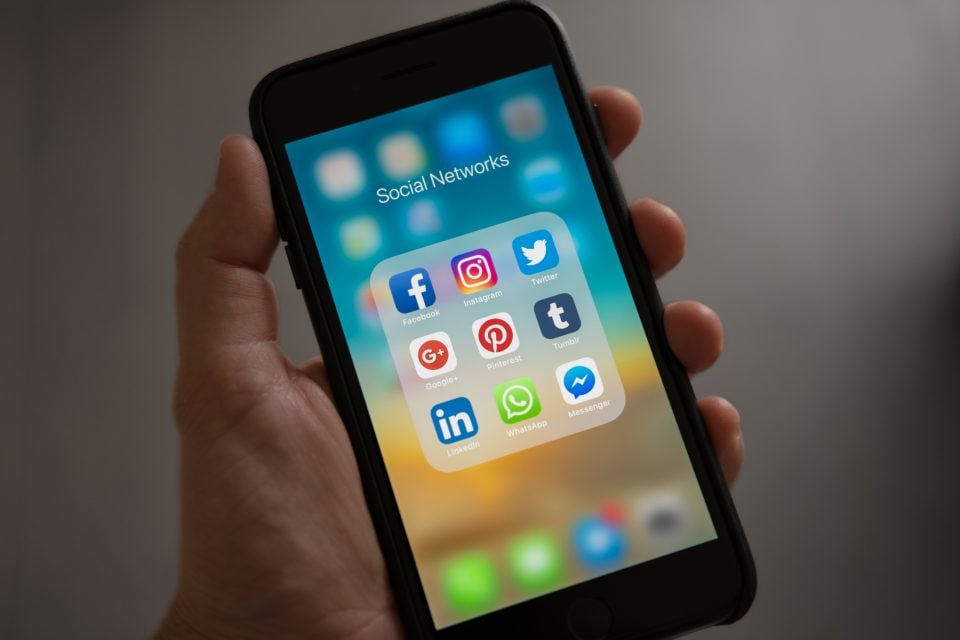 recrutarea pe social media